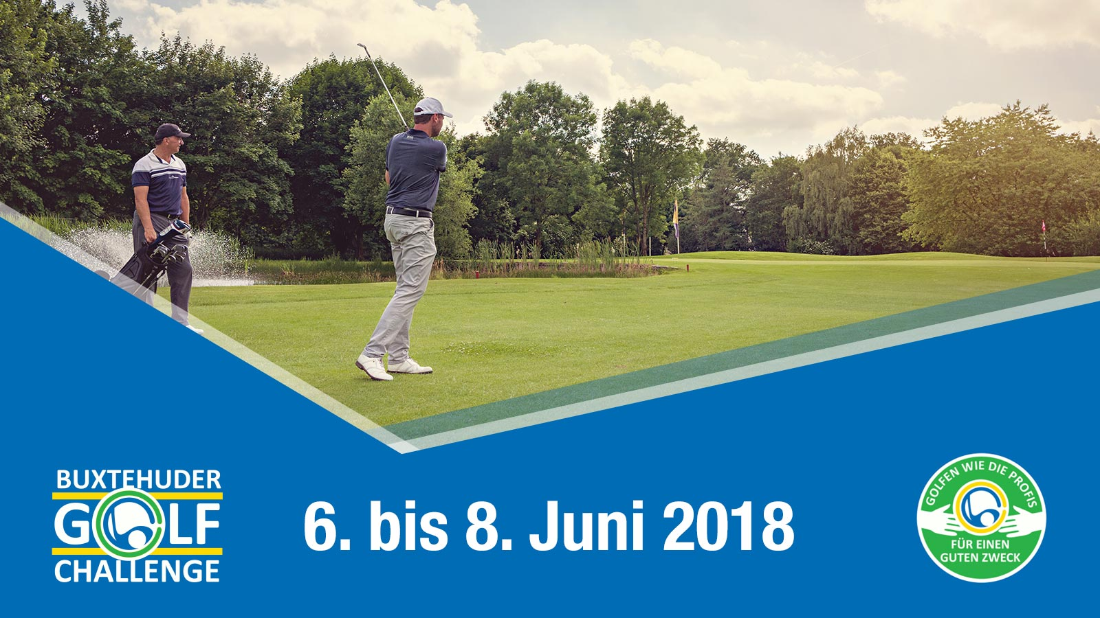 Golf-Club Buxtehude: 5. Buxtehuder Golf Challenge